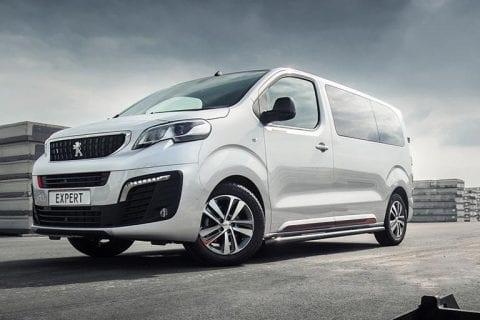 Peugeot Expert Sport Edition bij Van Mossel Voorraad