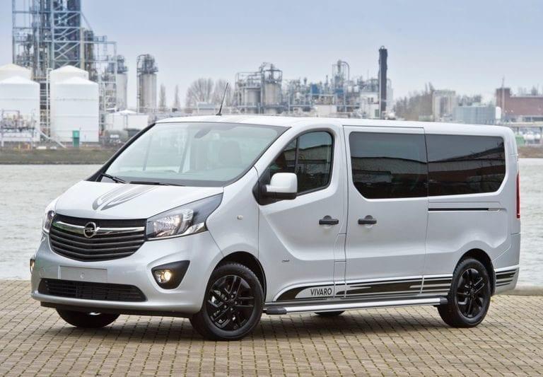 Opel Vivaro Irmscher 1.6 CDTI BiTurbo Start / Stop