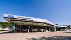 Van Mossel Ford Roosendaal
