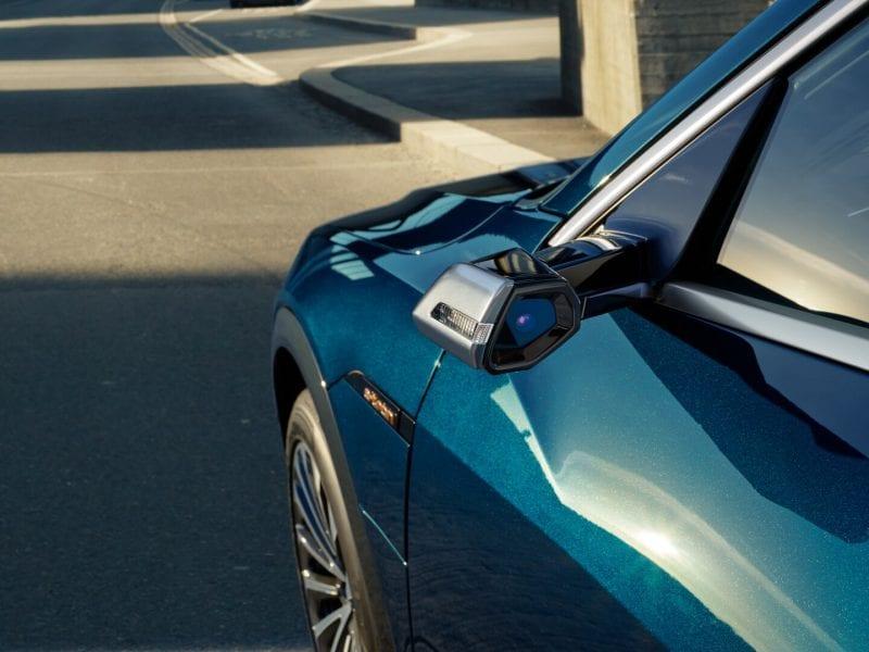 Audi e-tron e-tron 55 quattro bij Van Mossel Voorraad