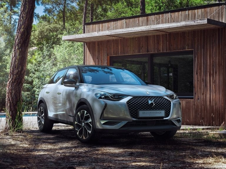 DS 3 CROSSBACK E-TENSE Business automaat