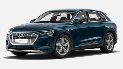 Audi e-tron bij Van Mossel Voorraad