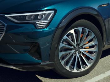 Audi e-tron edition 50 quattro bij Van Mossel Voorraad