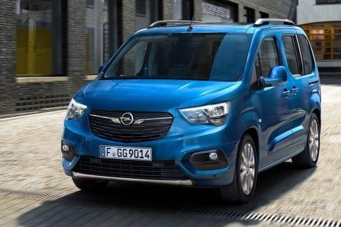 Opel Combo bij Van Mossel Voorraad