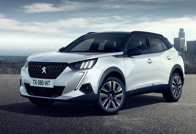 Peugeot 2008 - NEW SUV Active PT 130pk