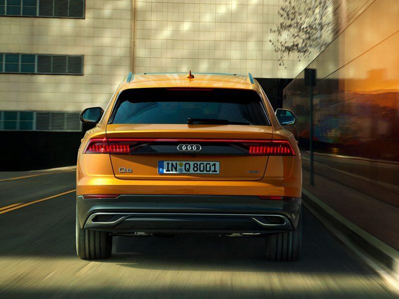 Audi Q8 Pro Line S 45 TDI 170kW/231PK bij Van Mossel Voorraad