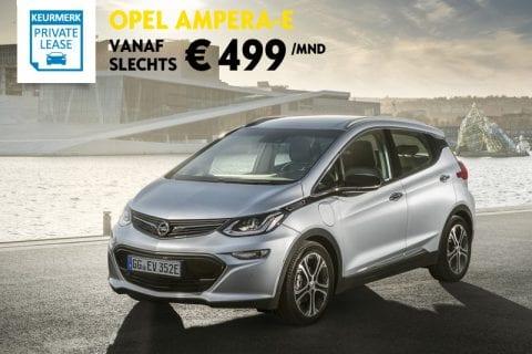 Opel Ampera-e bij Van Mossel Voorraad