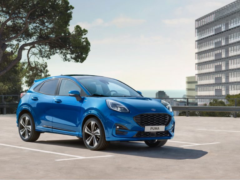 Ford Puma Connected 1.0 EcoBoost 95pk