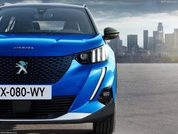 Peugeot E-2008 Blue Lease Active EV 50kWh bij Van Mossel Voorraad