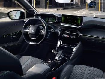 Peugeot E-208 Allure EV 50 kWh bij Van Mossel Voorraad