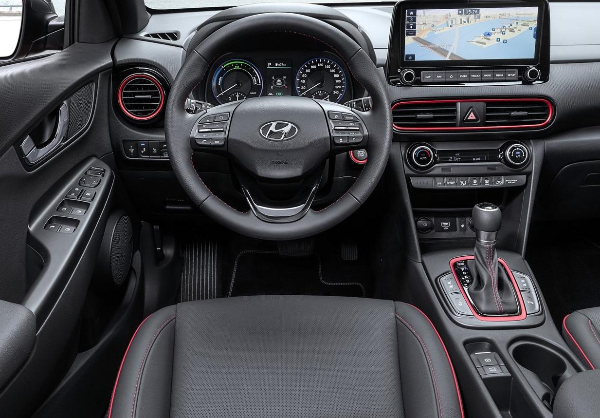 Hyundai KONA Hybrid Comfort 1.6 Automaat bij Van Mossel Voorraad