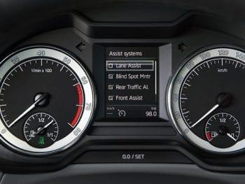 Škoda OCTAVIA 1.0 TSI Greentech 110 pk bij Van Mossel Voorraad
