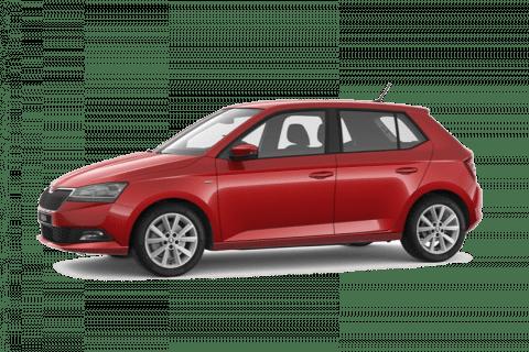 Škoda FABIA bij Van Mossel Voorraad