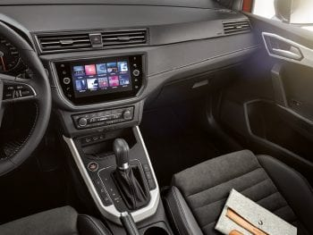 SEAT Arona 1.0 TSI 95pk Reference bij Van Mossel Voorraad