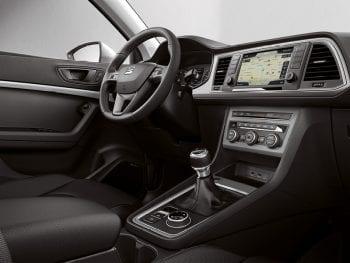 SEAT Ateca 1.0 TSI 110pk Reference bij Van Mossel Voorraad