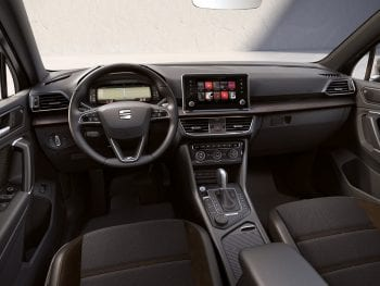 SEAT Tarraco 1.5 TSI 150pk Style Business Intense bij Van Mossel Voorraad