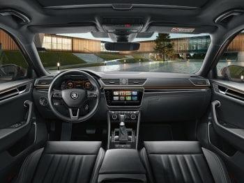 Škoda SUPERB 1.5 TSI Greentech 150pk bij Van Mossel Voorraad