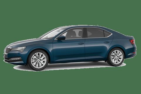 Škoda SUPERB bij Van Mossel Voorraad