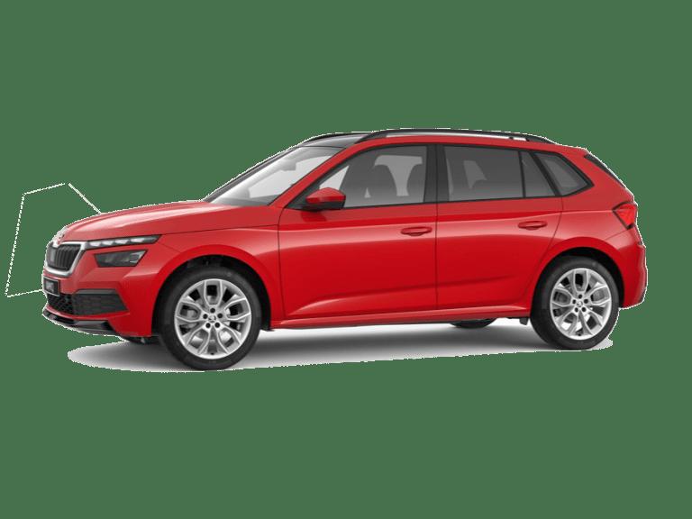 Škoda KAMIQ 1.0 TSI Greentech 110pk