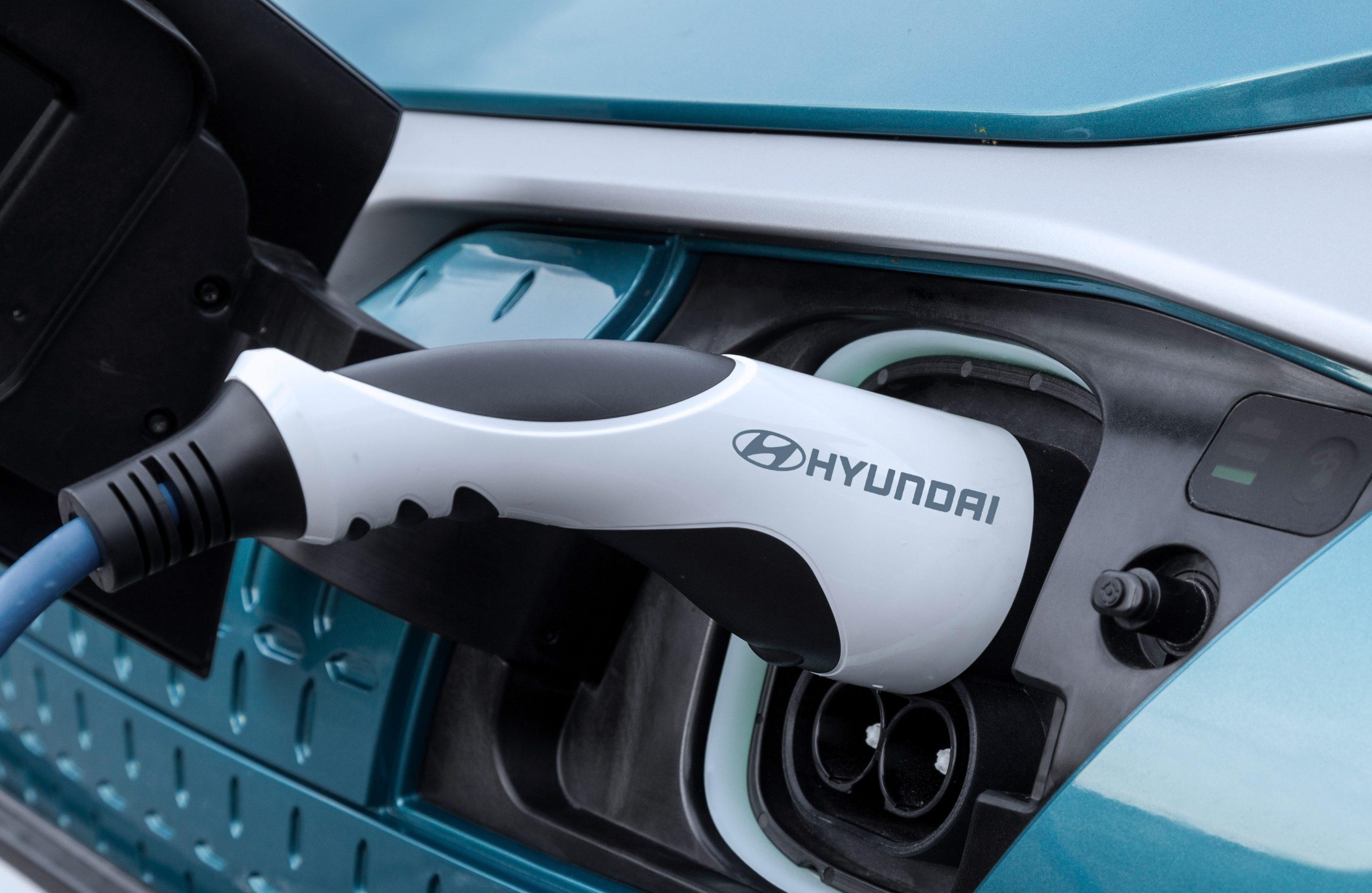 Hyundai KONA EV: Comfort Smart 64 kWh bij Van Mossel Voorraad