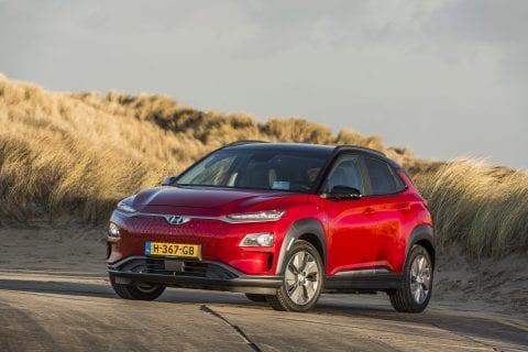 Hyundai KONA EV bij Van Mossel Voorraad