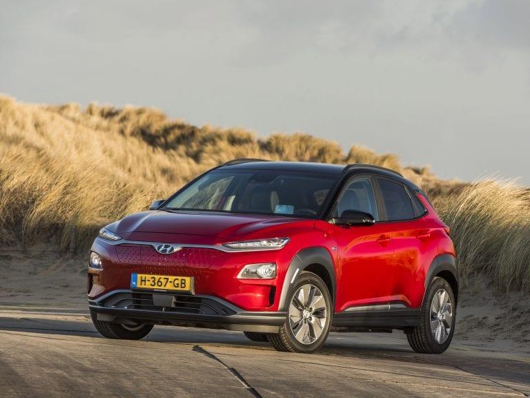 Hyundai KONA EV: Comfort Smart 64 kWh