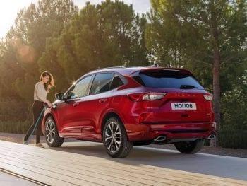 Ford Kuga Titanium x First Edition 225pk PHEV bij Van Mossel Voorraad