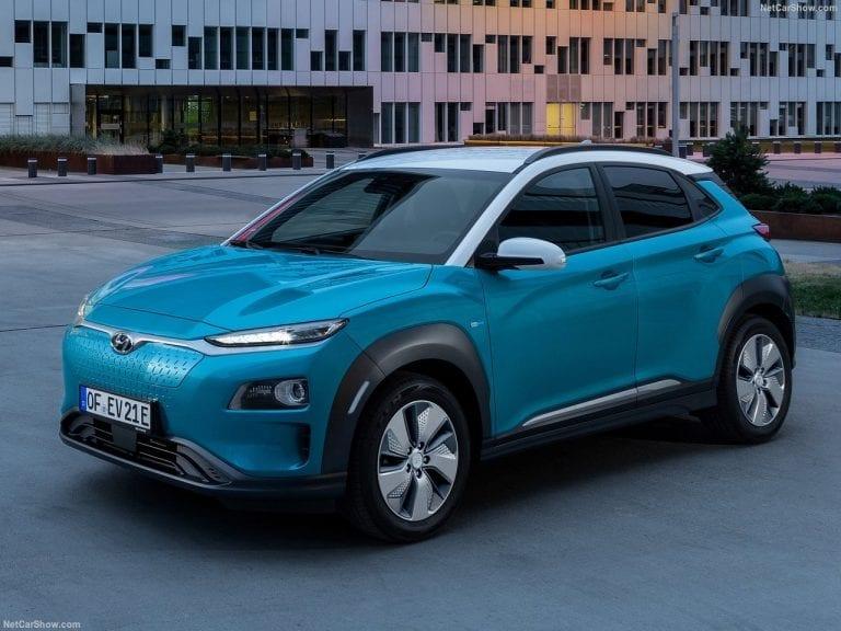 Hyundai KONA EV: Fashion 64 kWh