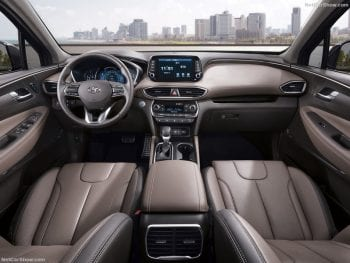 Hyundai Santa Fe Comfort Smart 7S 1.6 T-GDI HEV bij Van Mossel Voorraad