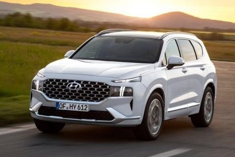 Hyundai Santa Fe bij Van Mossel Voorraad