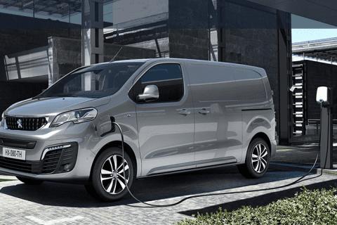 Peugeot E-Expert bij Van Mossel Voorraad