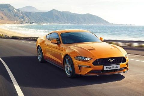 Ford Mustang bij Van Mossel Voorraad