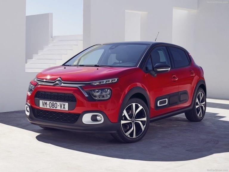 Citroën C3 Nieuwe Citroën C3 | Vanaf prijs Live