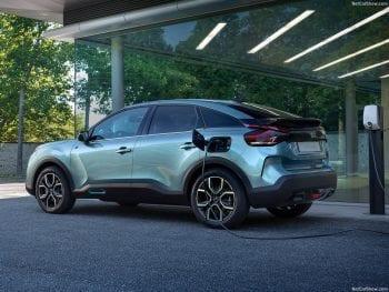 Citroën Ë-C4 Ë-C4 Feel 50kWh EV bij Van Mossel Voorraad