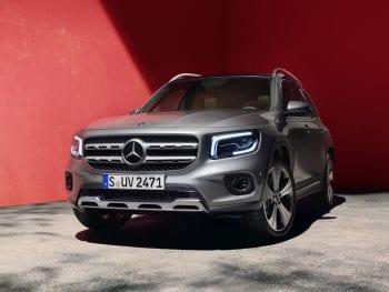 Mercedes-Benz GLB 200 / Premium Plus / AMG-Line / Nightpakket bij Van Mossel Voorraad