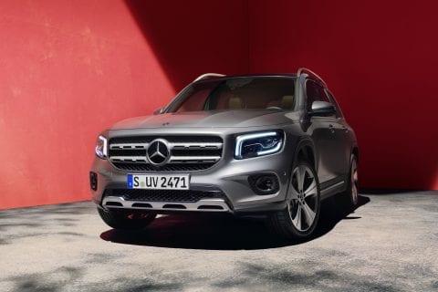 Mercedes-Benz GLB bij Van Mossel Voorraad