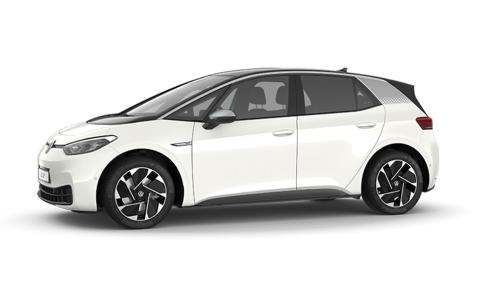 Volkswagen ID.3 bij Van Mossel Voorraad