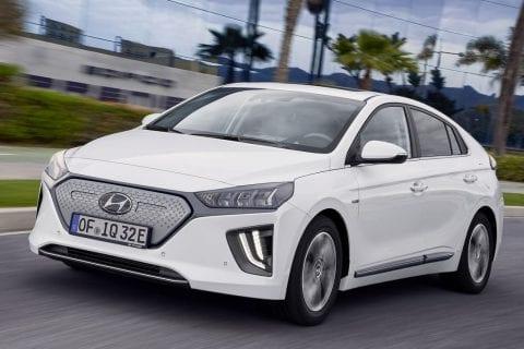 Hyundai IONIQ bij Van Mossel Voorraad