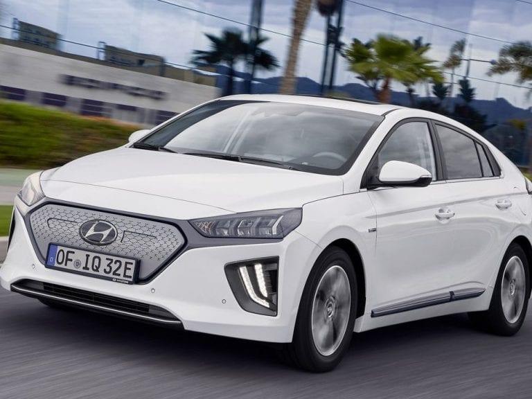Hyundai IONIQ EV: Comfort