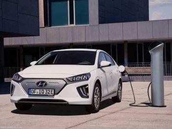 Hyundai IONIQ EV: Comfort bij Van Mossel Voorraad