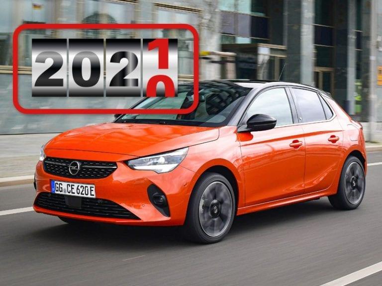 Opel Corsa-e 136pk Edition