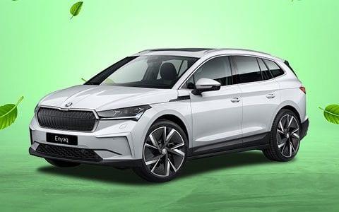 Škoda ENYAQ iV bij Van Mossel Voorraad