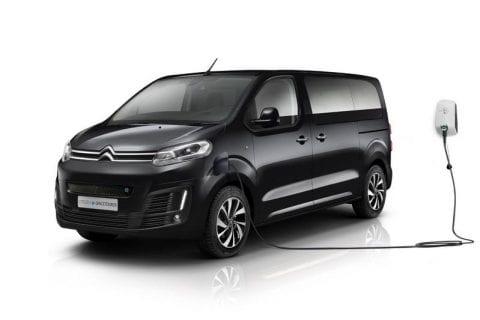 Citroën ë-Jumpy bij Van Mossel Voorraad