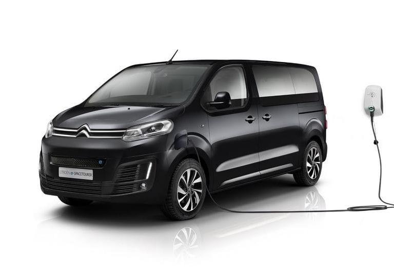 Citroën ë-Jumpy M Control 50 kWh