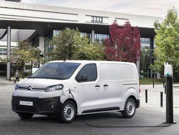 Citroën ë-Jumpy M Control 50 kWh bij Van Mossel Voorraad