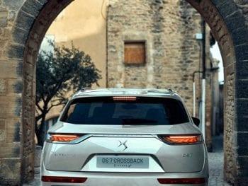 DS 7 CROSSBACK E-TENSE 225 Louvre auto bij Van Mossel Voorraad