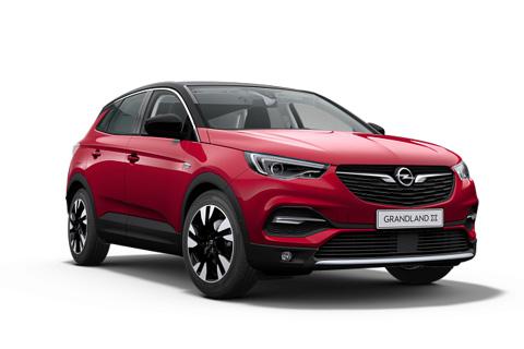 Opel Grandland X Hybrid bij Van Mossel Voorraad