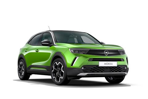 Opel Mokka-e bij Van Mossel Voorraad