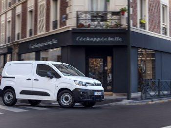 Citroën Citroën ë-Berlingo VAN Control 50kWh bij Van Mossel Voorraad