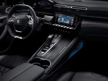 Peugeot 508 HYbrid Blue Lease Allure Avantage 225 e-EAT8 bij Van Mossel Voorraad